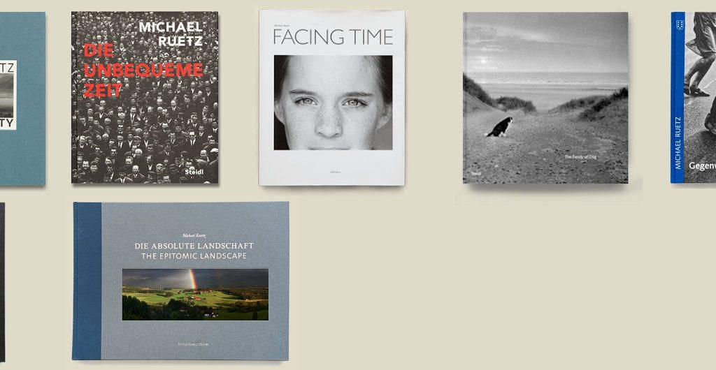 Bücher von Michael Ruetz 2008-2019