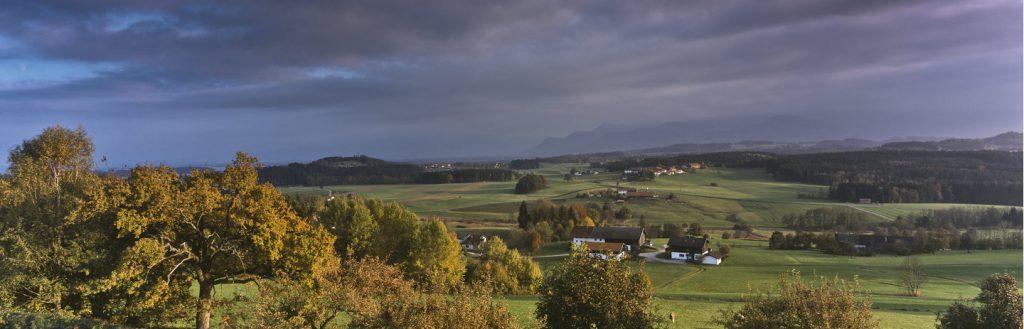 Die absolute Landschaft 1649