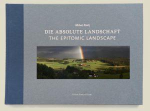 Buchcover Die absolute Landschaft