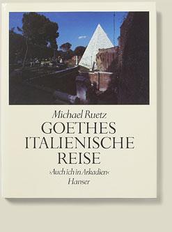 Buchcover Goethes Italienische Reise