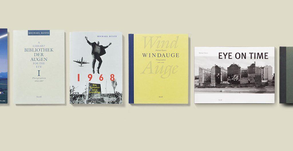 Bücher von Michael Ruetz 1996-2007