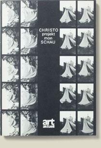 Buchcover Christo projekt Monschau von Michael Ruetz