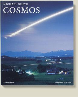 Buchcover Cosmos von Michael Ruetz