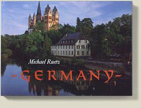 Buchcover Germany von Michael Ruetz