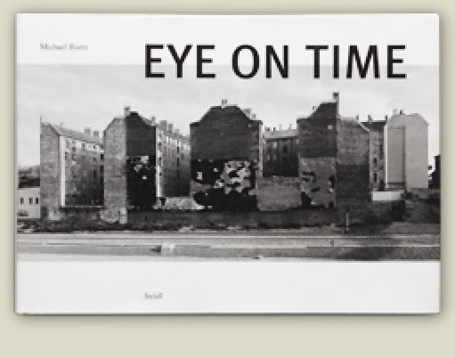 Buchcover Eye on time, von Michael Ruetz, 2007