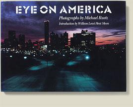 Buchcover Eye on America von Michael Ruetz