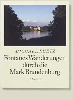 Buchcover Fontanes Wanderungen durch die Mark Brandenburg