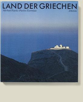 Buchcover Land der Griechen