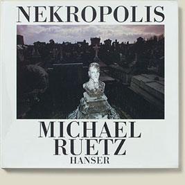 Buchcover Nekropolis von Michael Ruetz