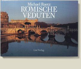 Buchcover Römische Veduten