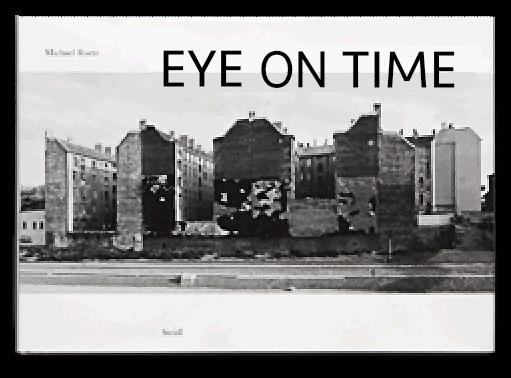 Buchcover Eye on Time von Michael Ruetz